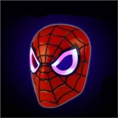 Светящаяся маска Человек-паук