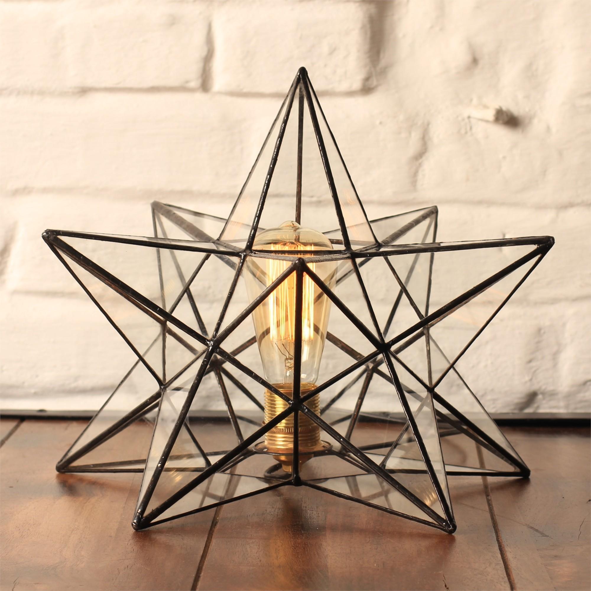 Светильники в ретро стиле Звезда