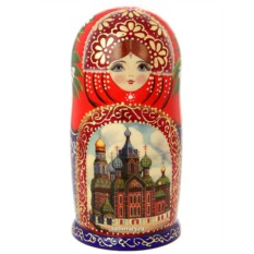 Набор матрешек Санкт-Петербург