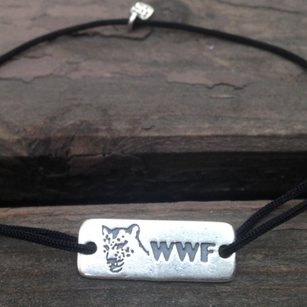 Браслет WWF «Дальневосточный леопард»