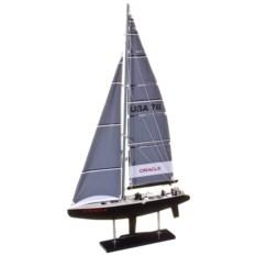 Модель яхты Oracle (83 см)