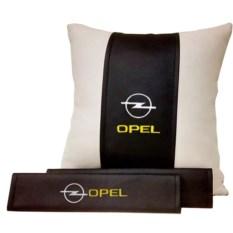 Набор из подушки и накладки на ремень безопасности Opel