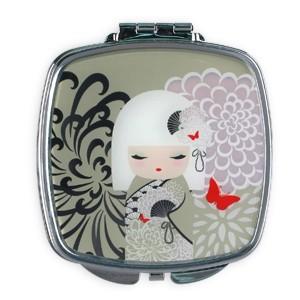 Карманное зеркальце Йорико (Yoriko) Надежность