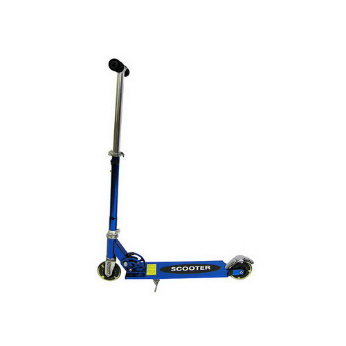 Самокат Scooter X 8208 синий
