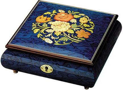 Шкатулка для драгоценностей и украшений Giglio GIG315, музыкальная
