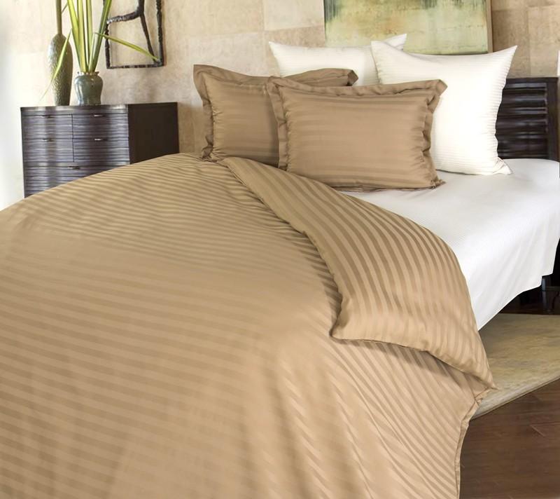 Комплект постельного белья Латте (евростандарт)