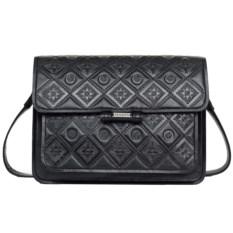 Черная женская сумочка «Фантазия»