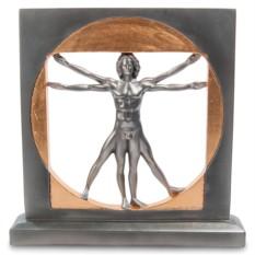 Статуэтка «Витрувианский человек» Леонардо да Винчи