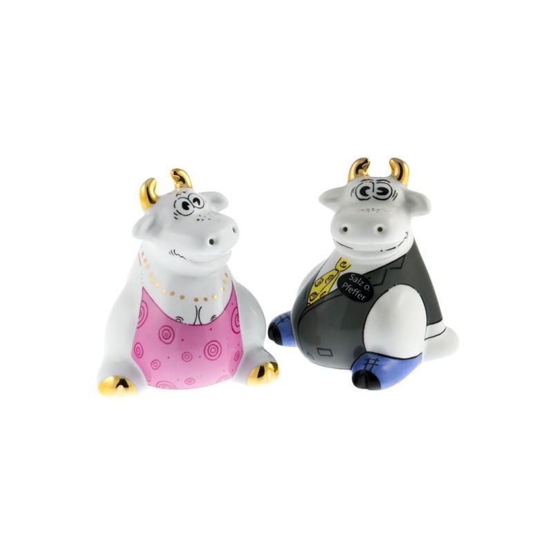 Набор для специй Бык и Корова