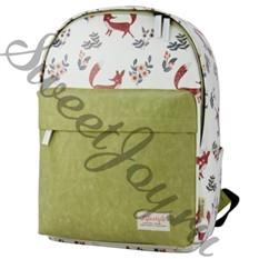 "Кожаный рюкзак ""Leather Lifestyle"" - Fox"