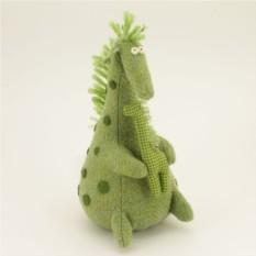 Игрушка ручной работы Жираф Савелий 15 см