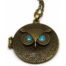 Медальон Сова