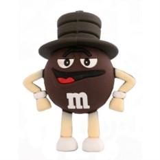 Флешка M&M`s (черный)