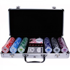 Набор для покера Empire на 300 фишек Lite