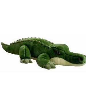 Плюшевый крокодил