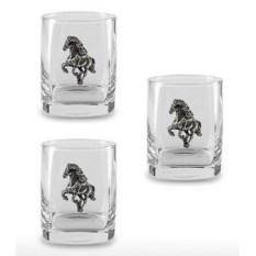 Подарочный набор стаканов Чуть помедленнее, кони
