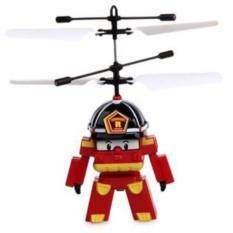 Радиоуправляемая игрушка Вертолет RoboCar Поли