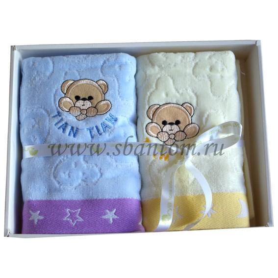 Комплект полотенец «Медвежонок»
