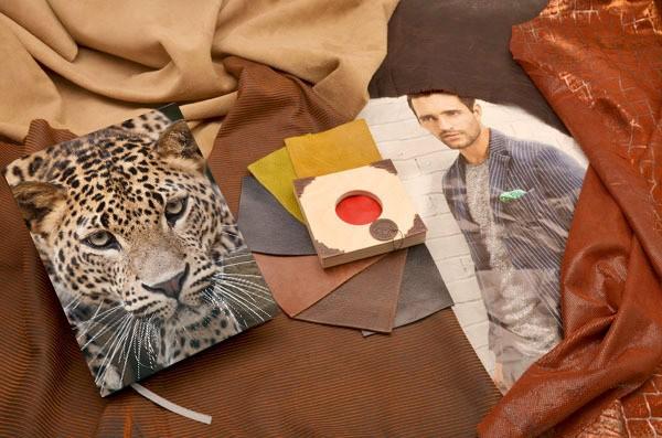 Ежедневник Леопард