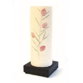 Лампа настольная из бамбука