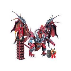Mega Bloks: Дракон-вождь