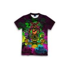 Мужская футболка 3D Five Nights At Freddy's