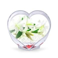 Сувенир-сердце Лилии