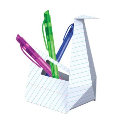 Подставка для ручек и карандашей «Лебедь»