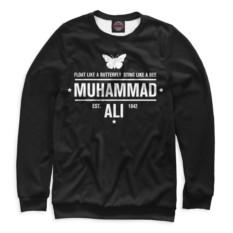 Свитшот Print Bar Мухаммед Али
