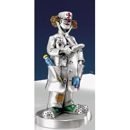 Статуэтка Клоун доктор