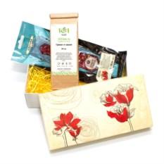 Подарочный набор чая Гранатовый браслет
