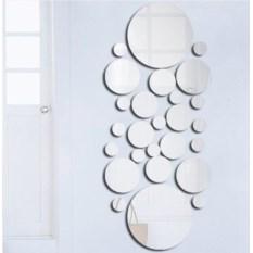 Декоративное зеркало Круги