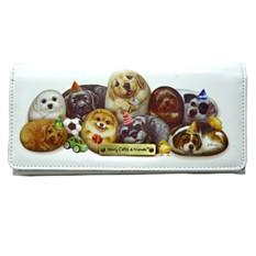 Портмоне-конверт «Собачки Генри»