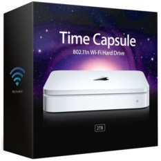 Wi-Fi роутер Apple Time Capsule 2Tb