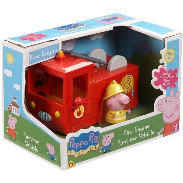 Игровой набор Пожарная машина Пеппы от PEPPA PIG