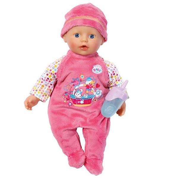 Быстросохнущая кукла my little Baby born от Zapf Creation