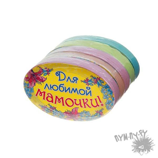Прессованное полотенце Для любимой мамочки!