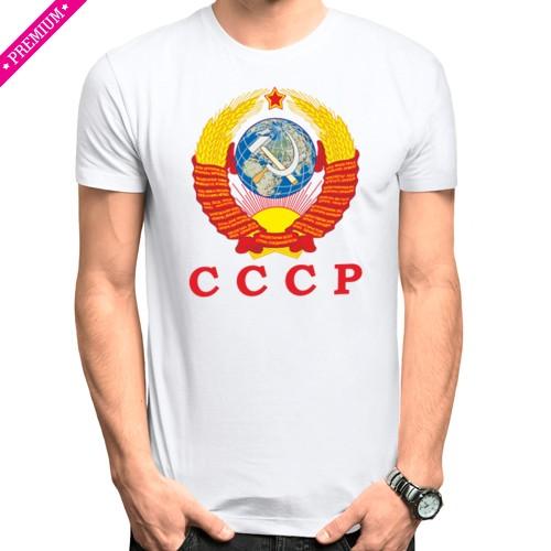 Мужская футболка Stedman USSR
