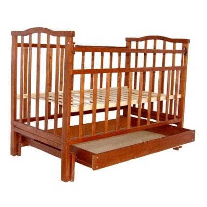 Кроватка «Золушка 4» с ящиком