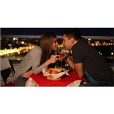 Романтическое свидание на крыше для двоих
