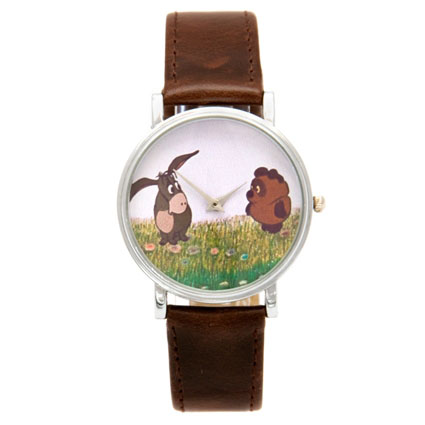 Наручные часы «Винни и Ослик»
