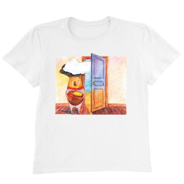 Детская футболка WINNIE THE BEAR