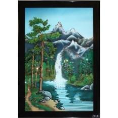 Картина с кристаллами Swarovski Водопад чудес