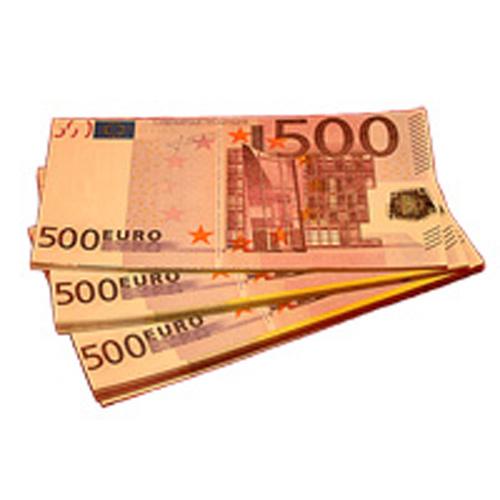 Сувенир «Пачка денег»