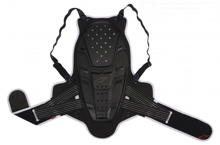 Защита туловища Alpinestars Bionic B/B