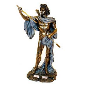 Бронзовая статуэтка «Аполлон»