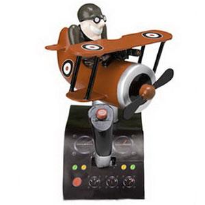 Прикольная игрушка «Воздушный АС»