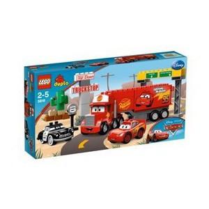 Лего Duplo «Тачки. Путешествие Мака»