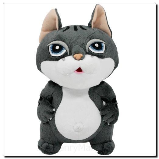 Игрушка плюшевая кот Симба