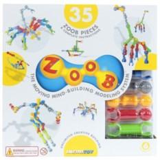 Конструктор Zoob (35 деталей)